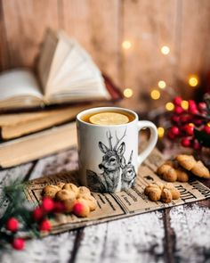 Christmas Time Is Here, Santa Baby, Love People, Tea Time, Good Morning, Coffee Cups, Blog, Gift Wrapping, Seasons