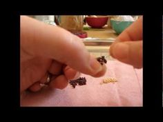 ▶ Pondo stitch part 3 - YouTube