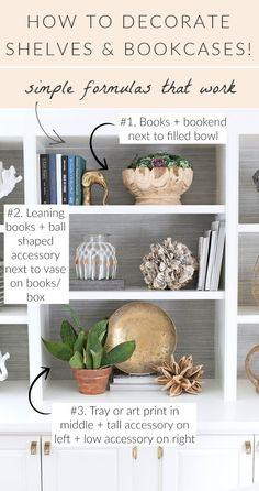 280 Styling Bookshelves Ideas In 2021 Home Decor