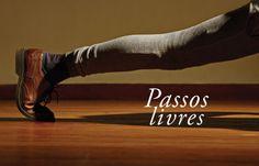 A dança é a expressão mais livre do movimento.