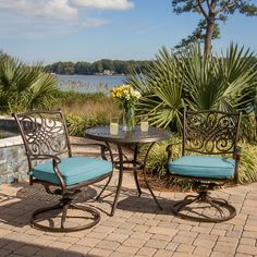 Traditions 3 Piece Bistro Set