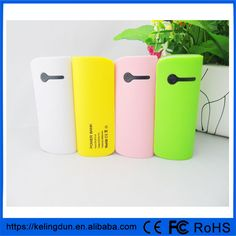 Wholesale Small pretty waist 5600 mah authentic mobile power supply with LED flashlight charging treasure the gift OEM From m.alibaba.com