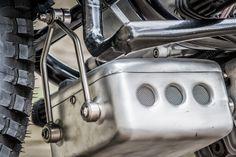 Racing Cafè: BMW Scrambler by Down & Out Cafè Racers