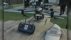 New unmanned drones that'll be flying missions for investigators with the Orange County Sheriff's Office.