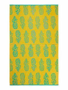 Linea Pineapple towel - House of Fraser