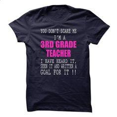 Proud Be A 3rd Grade Teacher #tee #style. GET YOURS => https://www.sunfrog.com/No-Category/Proud-Be-A-3rd-Grade-Teacher-65999837-Guys.html?60505