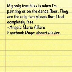 Poetry by Angela Marie Alfaro