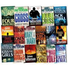 James Patterson's Alex Cross Series