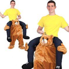 Costume de Fête - Sur Les Épaules de l'Ours