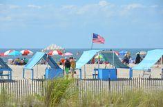 #ridecolorfully Cape May beach