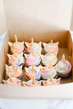This past Wednesday it was one of my young women from church birthday! So I made these fun DIY unicorn cupcakes, and ...