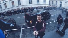 Nothing makes me happier than seeing Shawn happy with his fans ❤️