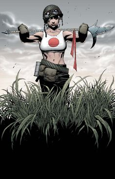CRASSETINATION, My favorite comicbook artists 06: Travis Charest...