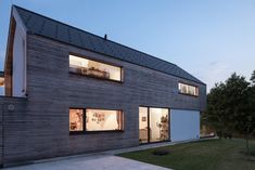 WERK - g.a group of young architects Architects, Garage Doors, Group, Outdoor Decor, Home Decor, Detached House, Room Interior, Homes, Decoration Home