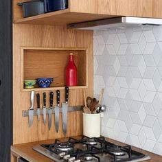 Detalhes que fazem a diferença ! #decor #kitchen #cozinhamodulada
