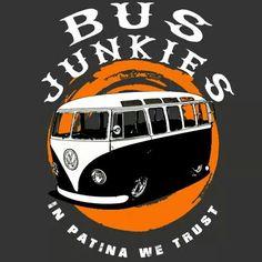 Vw bus junkies