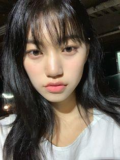 Korean Beauty, Asian Beauty, Korean Girl Fashion, Kim Doyeon, Uzzlang Girl, Selca, K Idols, Pretty People, Kpop Girls