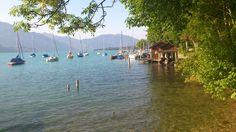 Segelboote & Fischerhütte
