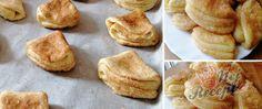 Fantastický koláček jablíčka v oblacích   NejRecept.cz French Toast, Muffin, Cookies, Breakfast, Recipes, Food, Vitamins, Bakken, Meat
