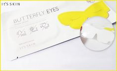 Entdecke die innovative Augenmaske *Butterfly Eyes Mask Sheet* von IT'S SKIN…