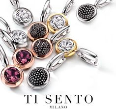 Ti Sento Earrings....hmm which ones to choose?