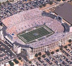 Home of our Kentucky Wildcats--- if you like Football, you will love Commonwealth Stadium.  Home of the Big Blue Nation!!