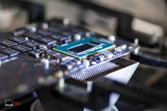 During this Macbook i-Series CPU BGA repair we stripped the board completely and processed it through our ultrasonic solutions cleaning solutions.   #Bga, #MacbookPro, #Rework  http://www.tfix.co.uk/projects/macbook-i-series-cpu-bga-repair/