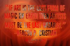 110000 I'm happy to share these special artists quotes on imagestoday. This is our second great article after releasing the first one – Top 100 Greatest Art Quoteson December 2015. Today article was created by simply collecting a lot of artists quotes from around the Internet then choose the exact quotes who inspire me and … Artist Quotes, Be Yourself Quotes, Inspire Me, Awakening, The 100, December, Internet, Neon Signs, Artists