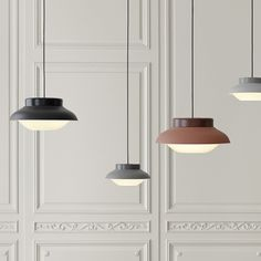 Buy the Collar Pendant Light in Terracotta by Sebastian Herkner and more online today at The Conran Shop, the home of classic and contemporary design. Pendant Lamp, Pendant Lighting, Lighting Concepts, Pendant Design, Grey Stone, Aluminium, Color Mixing, Terracotta, Floor Lamp