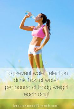 We MUST drink water to boost metabolism and lose weight - see why
