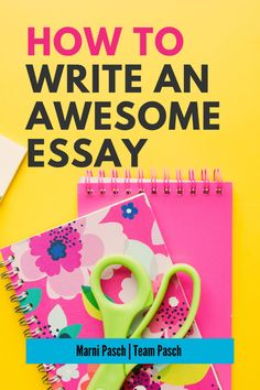 Ready to write an essay that your teachers love? Learn the simple strategies to write an essay for your middle school, high school or college classes!