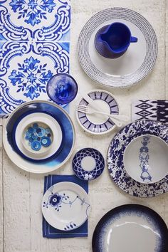 ** Personally selected products **: El fresco azul