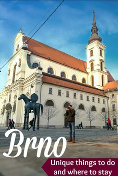The best and unique things to do in Brno. Attractions, restaurants and Brno nightlife. Enjoy the nature and visit the castles on a day trip from Brno, Czech Republic. via @loveandroad