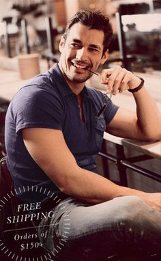 I will take David Gandy for $150 with free shipping