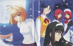 真月譚 月姫 第01-10巻+ Prologue [Shingetsutan Tsukihime vol 01-10+ Prologue] | MANGA ZONE