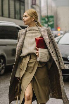 1/96 Street style: tydzień mody w Mediolanie jesień-zima 2018-2019