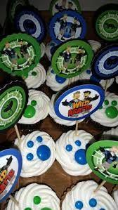 wild kratts cupcakes - Google Search