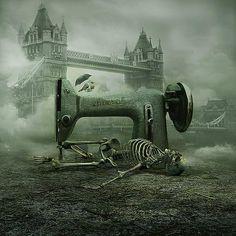 Amazing Photo Manipulation by Aksam Gunesi
