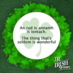 Gaeilge is a beautiful language spoken in Ireland. Take a peek at famous Irish phrases in our images!