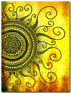 You Are my Sunshine by emaho ~ Jamie Price, via Flickr