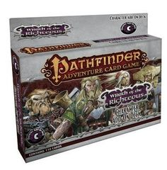 Pathfinder Adventure Card Game: Wrath of the Righteous Adventure Character Add-On Deck