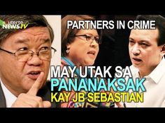 PARTNERS IN CRIME: De Lima, Trillanes, tunay na may utak sa pananaksak kay Jayvee Sebastian - WATCH VIDEO HERE -> http://dutertenewstoday.com/partners-in-crime-de-lima-trillanes-tunay-na-may-utak-sa-pananaksak-kay-jayvee-sebastian/   Welcome to my channel.  You are in a 'one-stop-news-channel'! NEWS TV is a place where you can find news updates and latest trends in the Philippines. We grab the best stuffs and reupload here.  What's new in politics, entertainmen