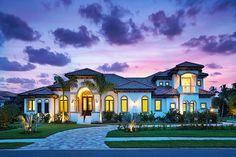 Five Bedroom Mediterranean House Plan - 86000BW thumb - 01