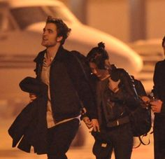 This was *THE* photo. Rob and Kristen.  {Paris, 2009}