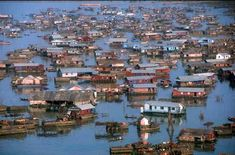 floating village http://www.tourstravelpackages.com/wp-content/uploads/2011/07/Tonle-Sap-Lake-Floating-village-Cambodia.jpg