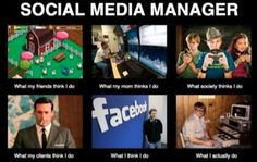 How others see you as Social Media Manager