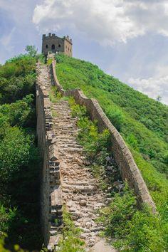 Steep ascent