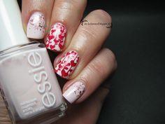 Happy Valentine's Day! Nail Art