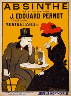 Absinthe Extra-Supérieure J. Édouard Pernot