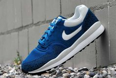 Nike Air Safari: Blue Suede